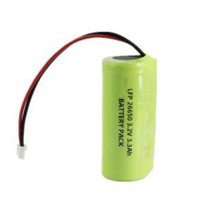 26650 3.2V 3300mAh lifepo4 battery