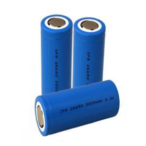 cylindrical lifepo4 battery