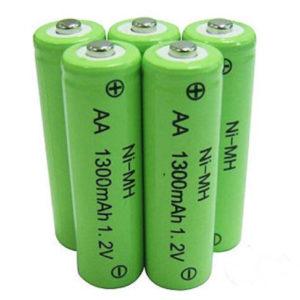 1.2V Ni-MH battery