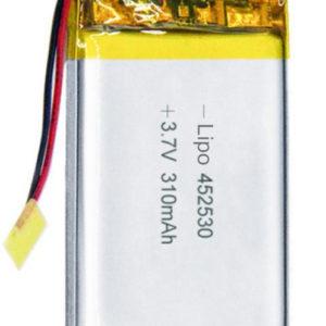 lithium polymer battery 452530