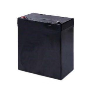 12V 54Ah lithium LiFePO4 battery