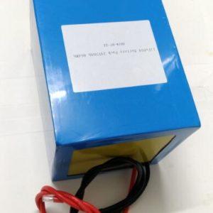 25.6V 36Ah LiFePO4 lithium battery